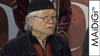 松本零士、モンキー・パンチさんと小池一夫さん追悼 「永遠の旅に旅立たれてさみしい」