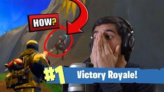 GETTING WORSE AT FORTNITE (GONE HORRIBLY WRONG)
