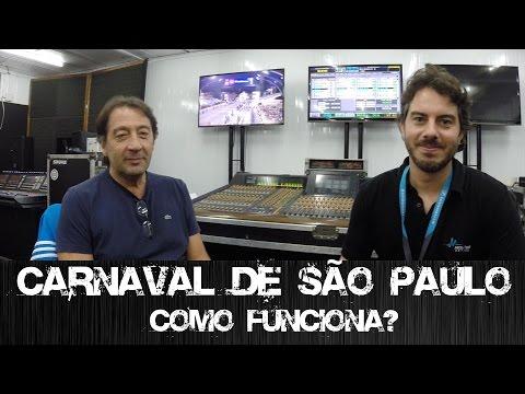 Carnaval de São Paulo | ÁudioRepórter News #11