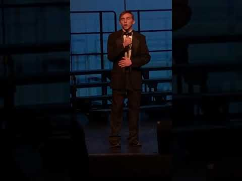 Christmas 1915 performed by Connor Vrooman at CHS Winter Concert 12/07/17