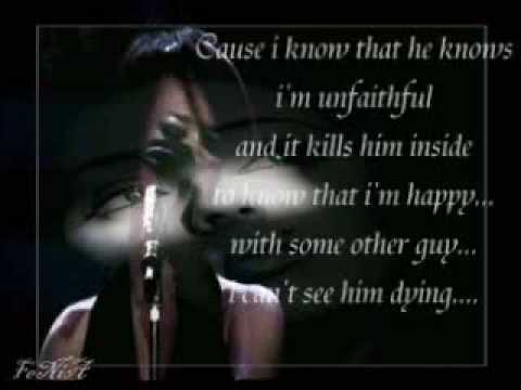 ~Unfaithful-Rihanna~Live with Lyrics...