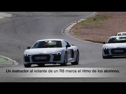 Así es la Audi Driving Experience