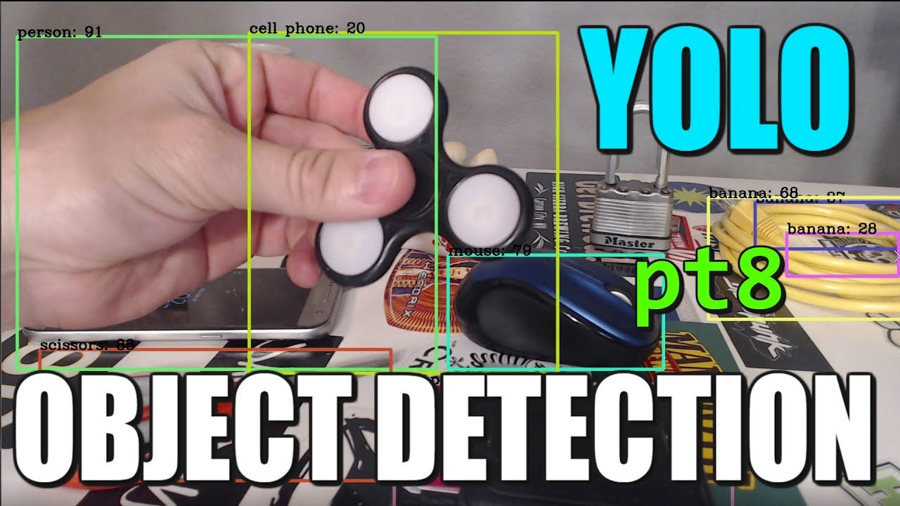 Image Detection with YOLO-v2 (pt 8) Custom Object Detection (Train our  Model!)
