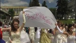 Парад Невест. г. Пятигорск 29 мая 2011 г.