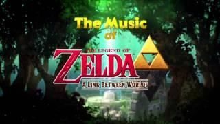 Milkbar Theme - A Link Between Worlds OST [HQ]