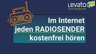 Levato.de | Wie kann man im Internet kostenfrei Radio hören?