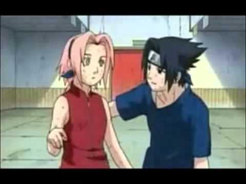 Sasuke y Sakura - Miracle