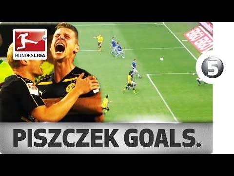 Lukasz Piszczek - Top 5 Goals