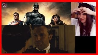 Batman v Superman Dawn of Justice Official Final Trailer REACTION!!!
