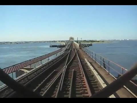 R42 A Train RFW Footage - Far Rockaway-Rockaway Boulevard (2