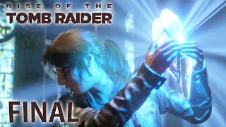 Rise of The Tomb Raider - FINAL ÉPICO!! [ Xbox One - Playthrough PT-BR ]