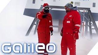 Zu Besuch auf der Neumayer-Station in der Antarktis | Galileo | ProSieben YouTube Videos
