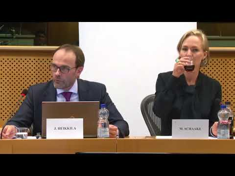 Assessing the EU's Artificial Intelligence Strategy - European Parliament roundtable 26 April 2018