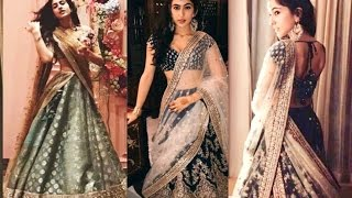 Saif Ali Khan Daughter Sara Ali Khan Slaying In Her Indian Outfit