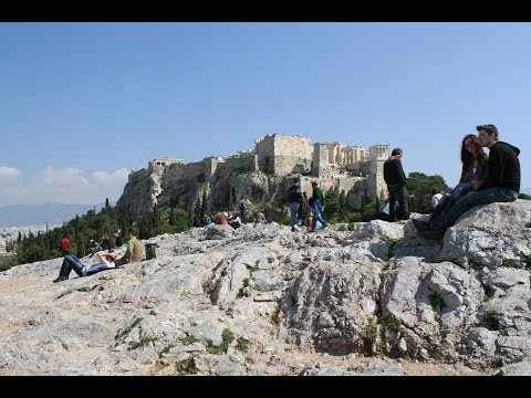 Areopagus (Mars Hill) Athens, Greece