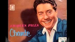 Jacques Pills  ' tout ça parc'qu'au bois d'Chaville '  1955