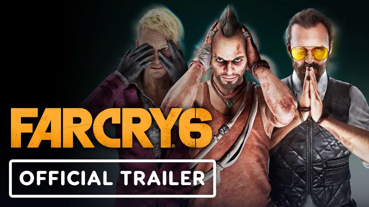 Far Cry 6 - Official Season Pass Trailer | E3 2021