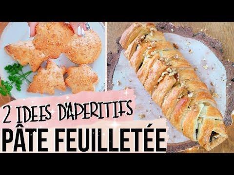 2-recettes-originales-et-delicieuses-avec-de-la-pâte-feuilletée-!-speciales-fÊtes-🎄✨