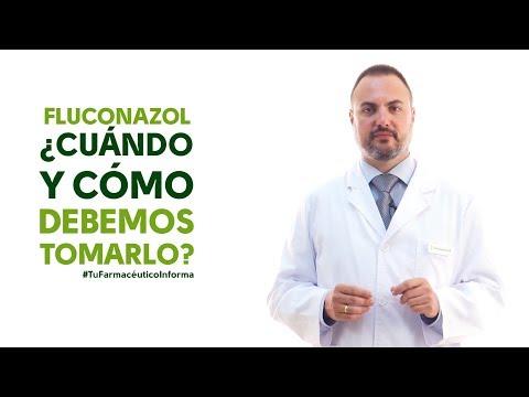 fluconazol tomando antibiotico