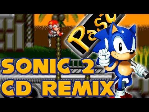 Sonic 2 CD Remix - Walkthrough