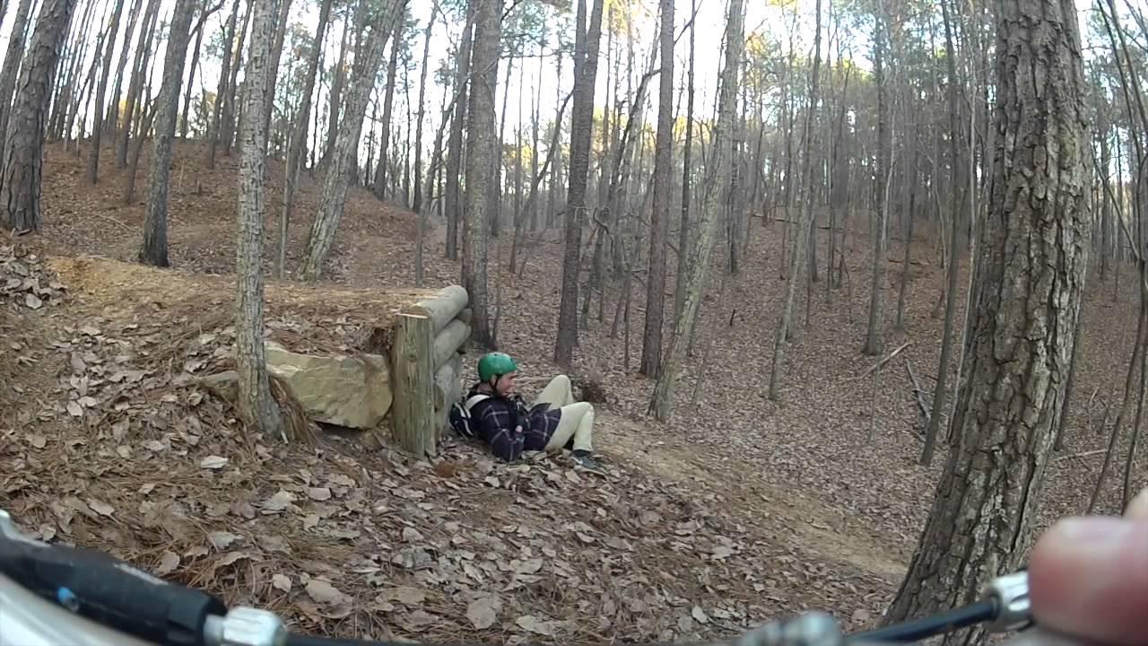 Mountain Biking at Oak Mountain State Park - YouTube