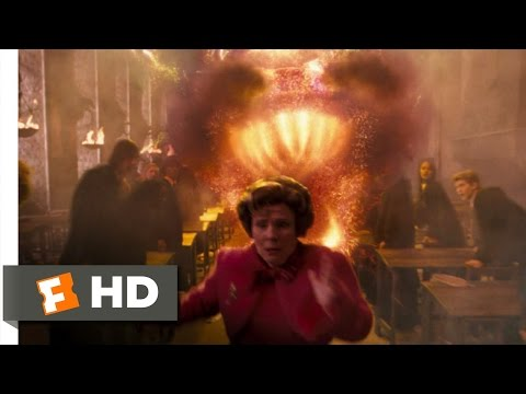 Harry Potter and the Order of the Phoenix (3/5) Movie CLIP - Fireworks (2007) HD