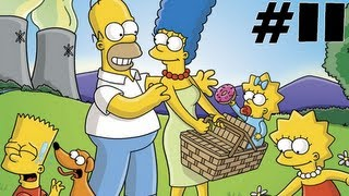 Les simpson Hit & Run #11 Mission pièce FR HD