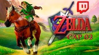 The Legend Of Zelda: The Ocarina Of Time Pt 2 (Ya Soy Gamer)