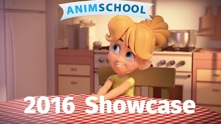 AnimSchool Animation Student Showcase 2016