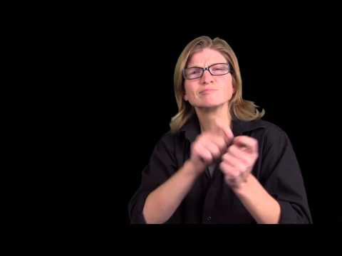 Things Not To Say To A Deaf Person from YouTube · Duration:  5 minutes 59 seconds