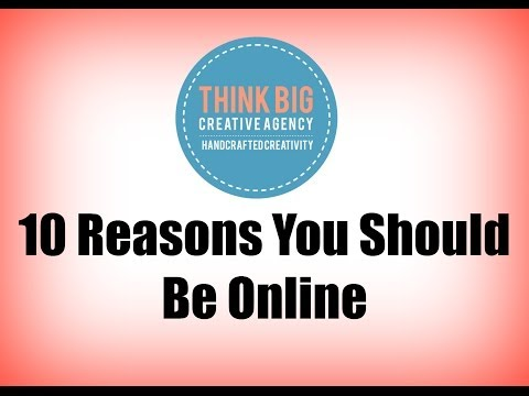 10 Reason You Should Be Online Video