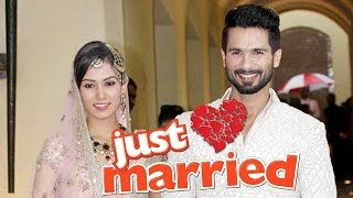 Shahid kapoor and mira rajput's wedding video | new bollywood movies news 2015