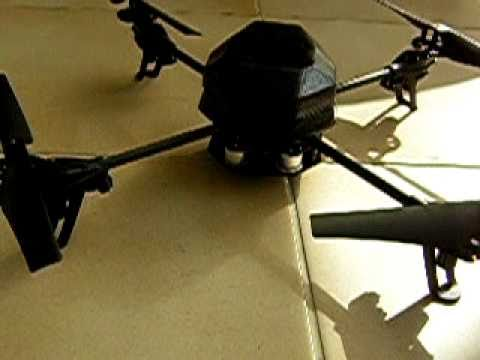 "AR.DRONE MOD PARROT ""FURTIF LOOK"""