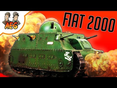 Download Youtube: FIAT 2000