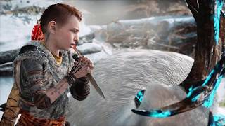 "God of War 4 ep 2 ""um imortal bate a porta ?"""