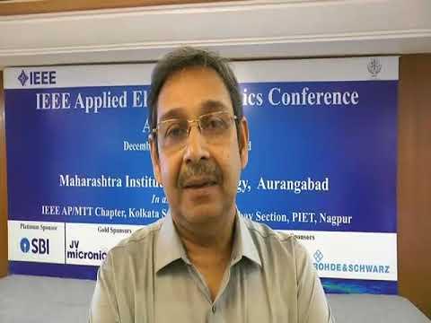 International Conference  -MIT Aurangabad in collaboration with IEEE ,AEMC(2017)