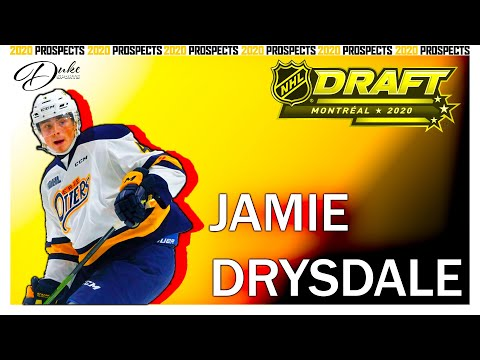 Jamie Drysdale is the best defenceman available
