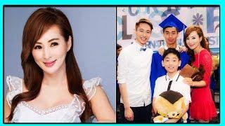 Не Стареет! 51-летняя Кэнди Ло из Гонконга-Мать 3-их Детей,Модель,Актриса,Мисс Азия.