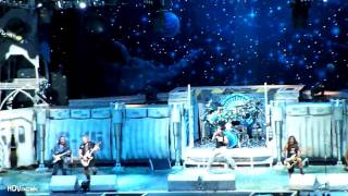 Iron Maiden - Ghost of The Navigator - Final Frontier Tour 6-22-2010 Seattle, WA