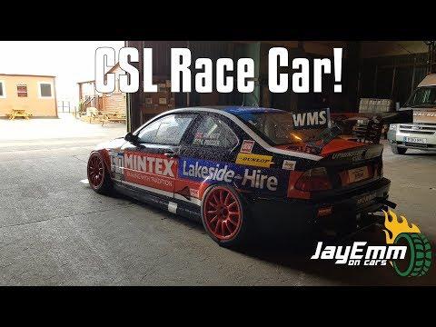 bmw-e46-m3-csl-race-car---driven!