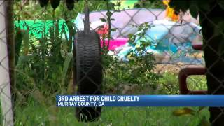 Third Person Arrested in Caged Children Case