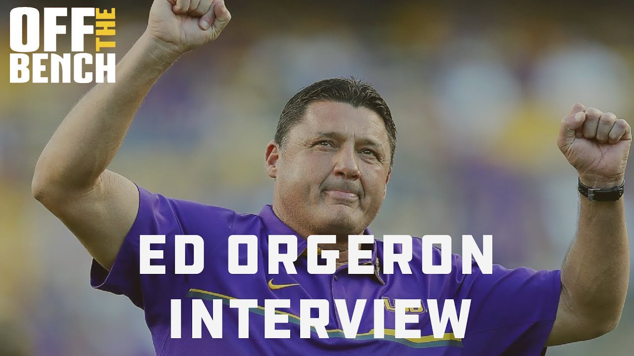 ED ORGERON ON TRANSFERS & OFFENSIVE AND DEFENSIVE LINES
