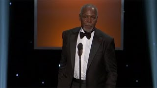 Danny Glover Talks Race, Labor Rights in NAACP Image Aw ards Acceptance Speech