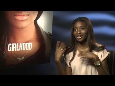 Girlhood (Bande de fille) – interview with Karidja Touré