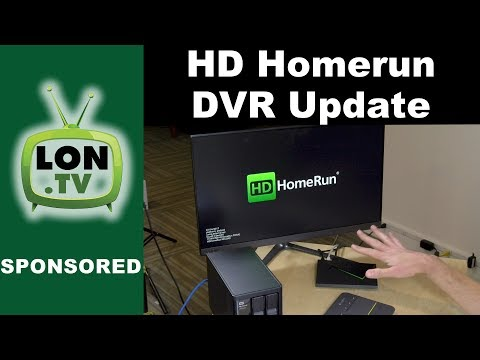 Cord Cutting DVR Project Part 2: HDHomerun DVR and a WD PR2100 NAS