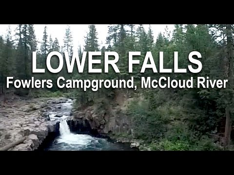 Preview Of Fowlers Camp On McCloud River