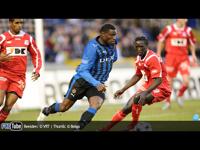 2008-2009 - Jupiler Pro League - 26. Club Brugge - AA Gent 1-4