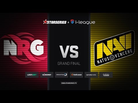 Na'Vi vs NRG - StarSeries & i-League CS:GO S5 Finals - Map 1