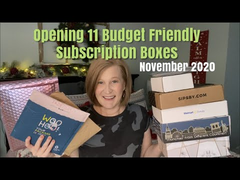 Opening 11 Budget