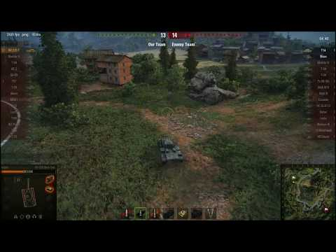 World Of Tanks - KV-220 Beta-Test - 14 Frags